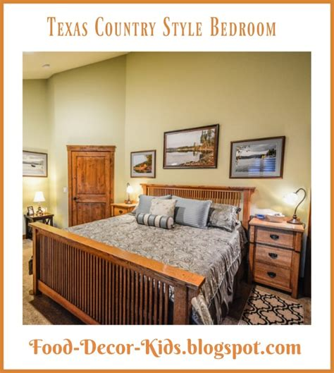 texas style bedroom furniture food decor kids texas country style bed on million dollar