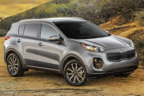 kia suv sportage 2017 kia sportage suv pricing for sale edmunds
