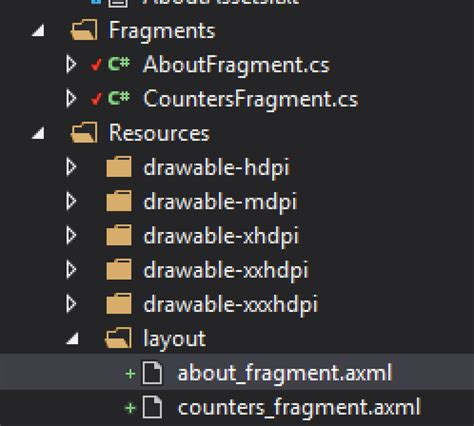 findviewbyid layout returns null building a xamarin android app part 4