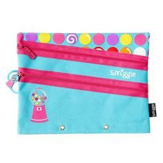 Smiggle A5 Pencil Canvas scrunch pencil from smiggle hearts wrap it up