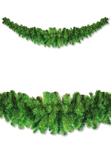 balsam pine swag garland 3m garlands wreaths tinsel