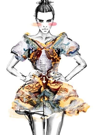 fashion illustration zyra 333 2157 best fashion illustration images on