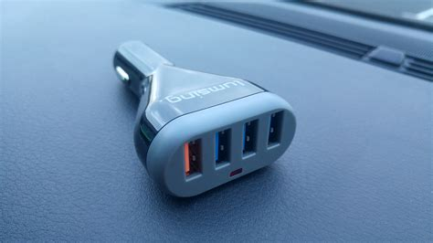 lumsing 4 port usb car charger review coolsmartphone