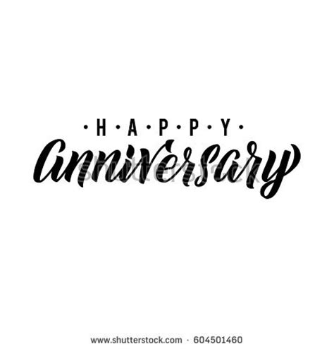 Wedding Anniversary Font by Happy Anniversary Calligraphic Background
