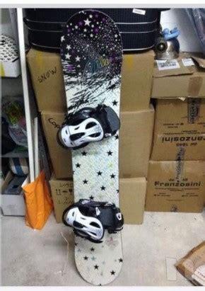 tavole snowboard usate vendo tavole da snow usate poche volte sci in vendita a