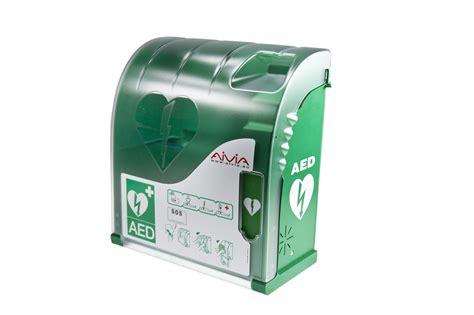 defibrillatore interno teca per defibrillatore da interno allarmata aivia 100