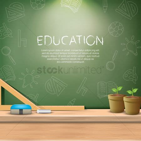 education wallpaper background free free blackboard stock vectors stockunlimited