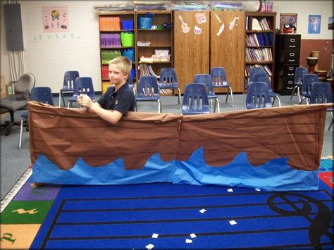 theater props boat for alice in wonderland jr made by - Boat Props For Plays