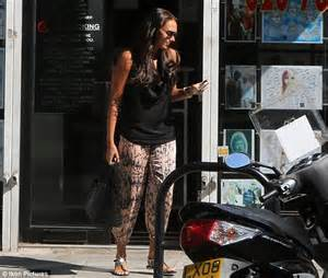tattoo of us cheating boyfriend tamara ecclestone has tattoo tribute to cheating ex