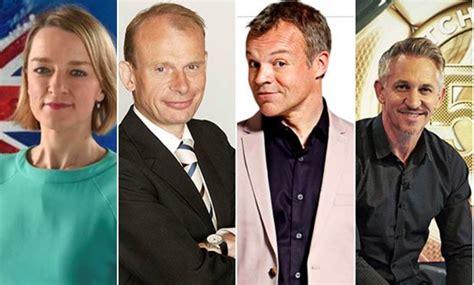 how much do the the stars make on vanderpump bbc stars pay how much do chris evans gary lineker