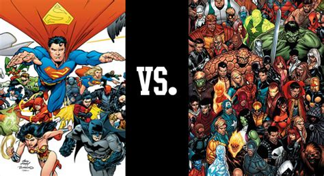 191 dc o marvel marvel vs dc who would win