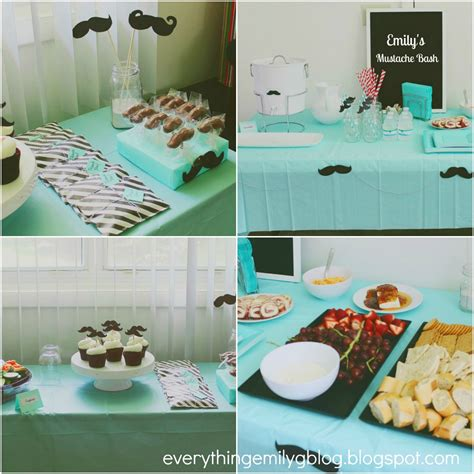 Baby Shower Mustache Theme by Mustache Bash Baby Shower Project Nursery
