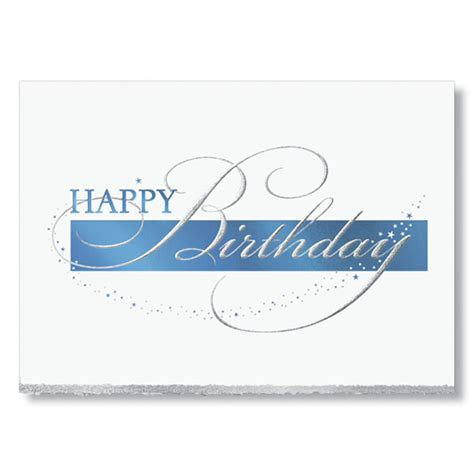 Financial Birthday Cards For Clients