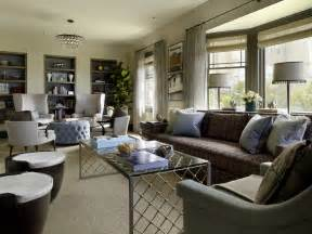 big living rooms how to take advantage of a large living room