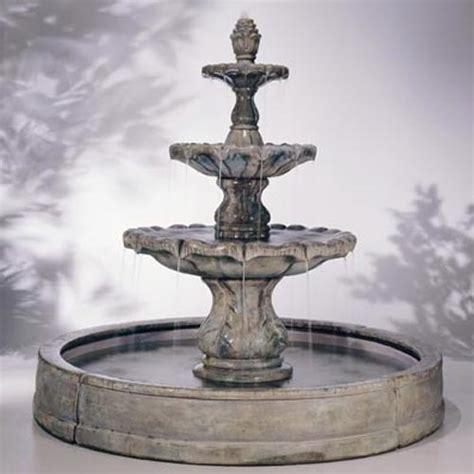 henri studio valencia fountain basin system