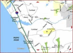 permalink road map of carlsbad oceanside san diego