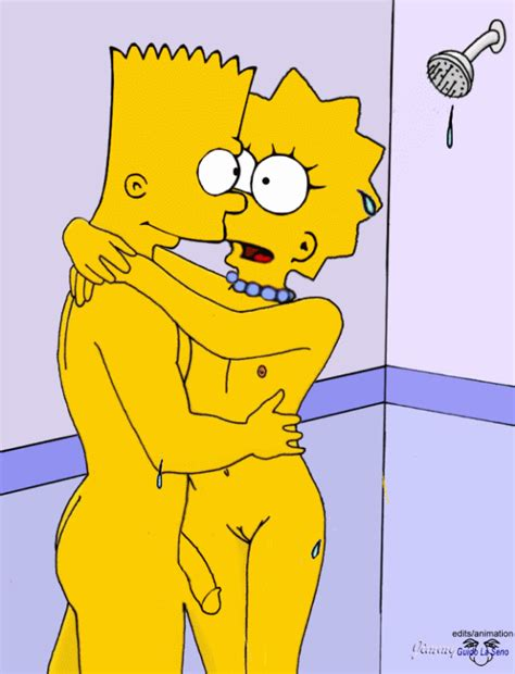 Simpsons animated sex