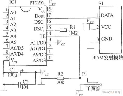for electromagnetic induction to occur in a circuit there must be a magnetic induction transmitter circuit communication circuit circuit diagram seekic