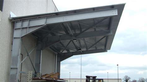 tettoie in acciaio bftm tettoie e pensiline