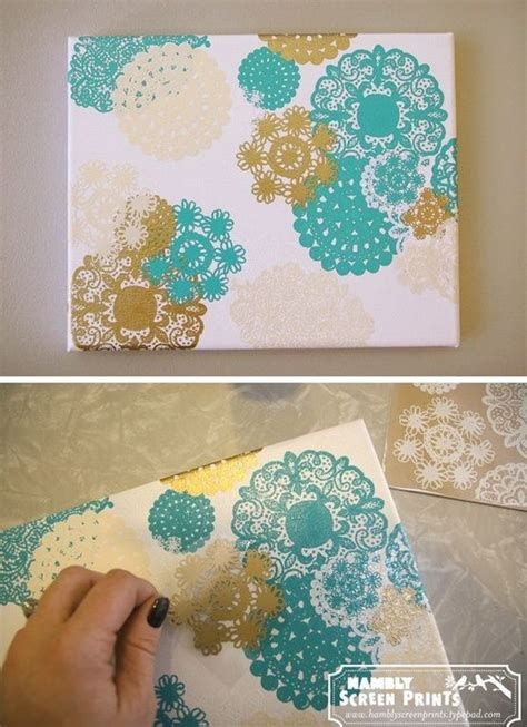 Make Paper Doilies - 25 beautiful diy fabric and paper doily crafts 2017