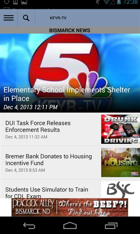 Tv Mobil 14 In Kfyr Tv Mobile News Android Apps On Play