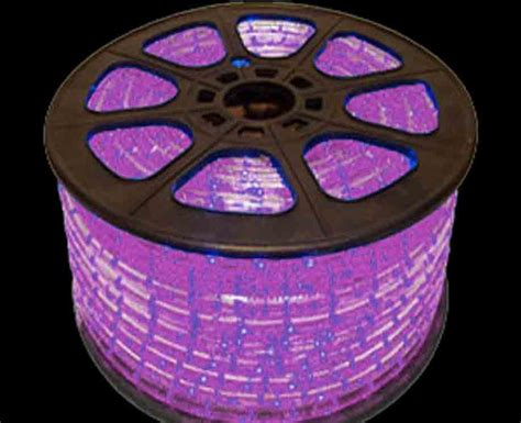 minions web rope light blacklight purple 50 meter 164