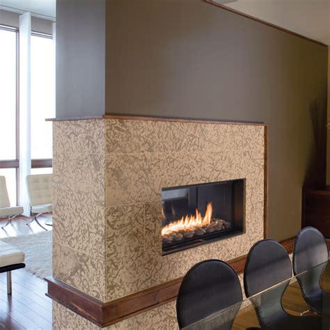 Ribbon Fireplaces by Ribbon Direct Vent Vu Thru Spark Modern Fires