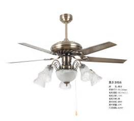 Vintage Ceiling Fan With Light European Antique Decorative Ceiling L Living Room