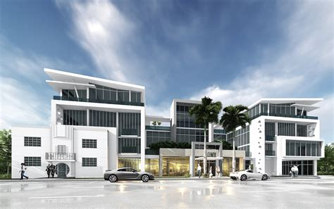 modern hotel modern boutique hotel approved for north beach curbed miami