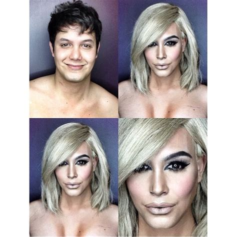 kim kardashian and every celebrity looked like a couch double take makeup artist looks like your favorite celebs