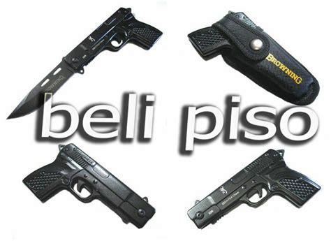 Jual Pisau Lipat Klasik jual pisau lipat pistol mini browning from jual pisau