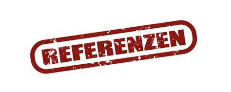 referenzschreiben italienisch referenzschreiben f 252 r selbstst 228 ndige und freiberufler