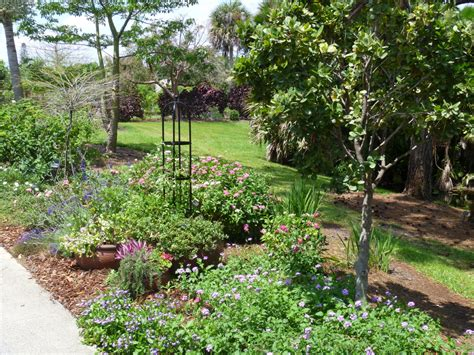 reader photos a cottage garden in southern florida fine gardening