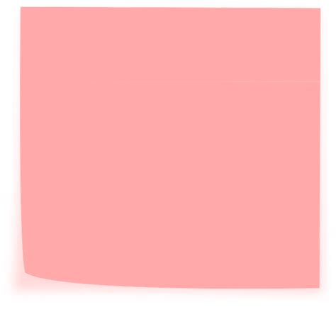 Post It Note Memo Sticky Stick Notes Pastel Rainbow Color free vector graphic sticky note memo pink office