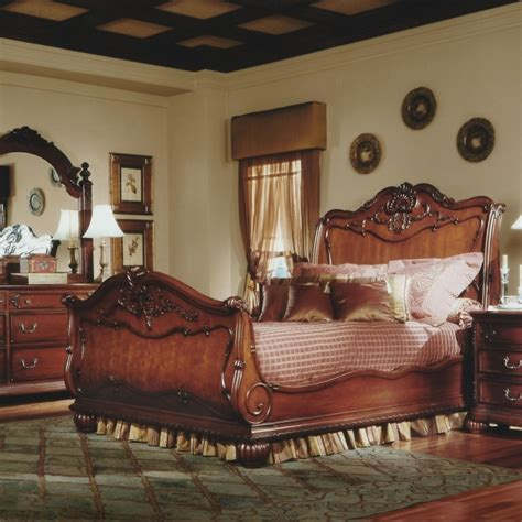 queen bedroom sets sale drew cherry grove bedroom collection queen anne furniture