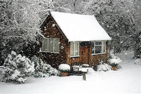 House In The Snow | christmas card house in the snow flickr photo sharing
