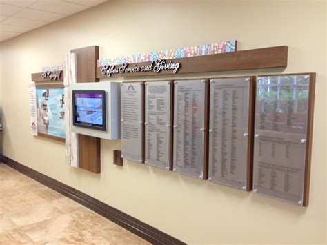 pattern wall display recognition displays by 1157 designconcepts