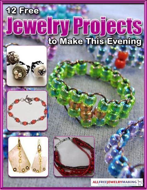 free jewelry projects free jewelry ebooks allfreejewelrymaking