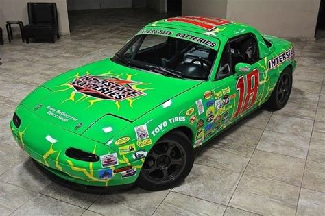 mazda miata track car for sale 1990 mazda mx 5 miata 2dr track race car for sale