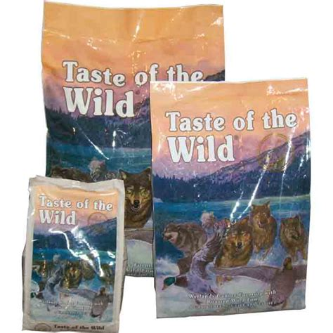 dog food coupons taste of the wild wetlands dry dog food