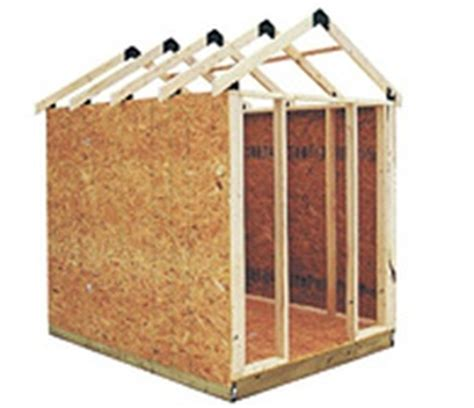Easy Shed Kit by Shelter Frame Connectors Page 2