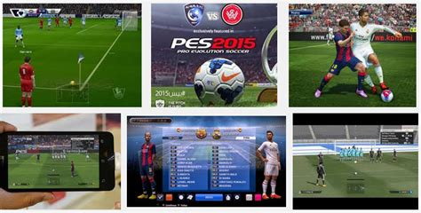 game sepak bola mod apk yang request game sepak bola pes2015 kaya main ps