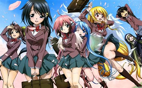 heaven s lost property sora no otoshimono heaven s lost property anime