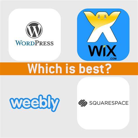 weebly vs wordpress choosing the right platform blog archives laura occhipinti