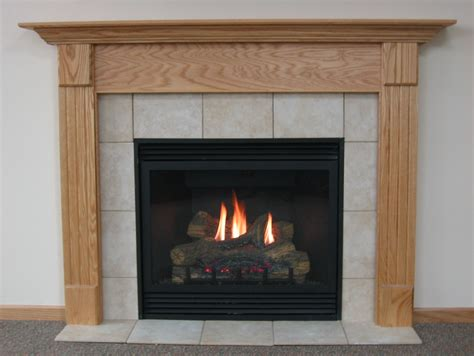 Gas Fireplace by Empire Gas Fireplaces
