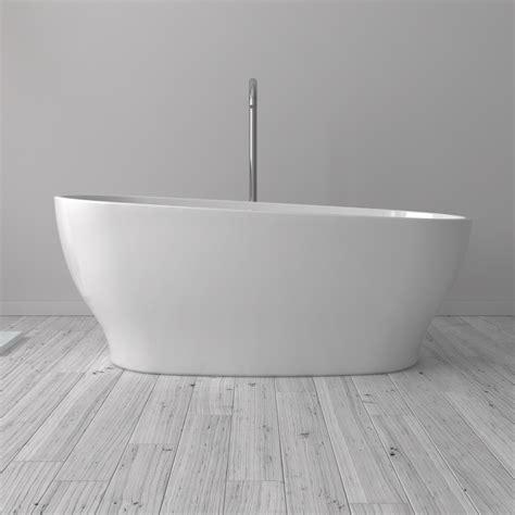 freestanding bathtubs canada florence freestanding acrylic 63 quot tub bathtubs toronto