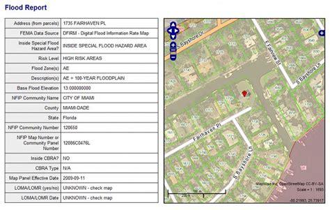 fema flood insurance rate map fema zone x insurance