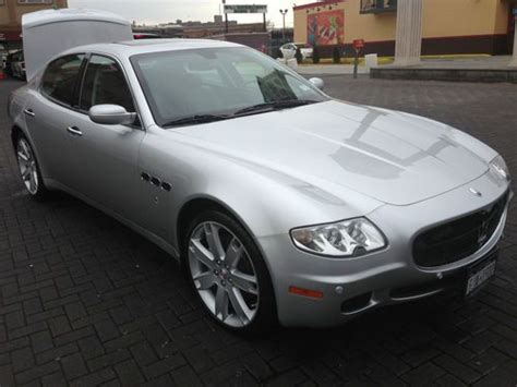 2006 Maserati Quattroporte Sport Gt by Sell Used 2006 Maserati Quattroporte Sport Gt In Howard
