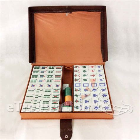 with 144 tiles new american western 144 tiles mah jong mahjong complete