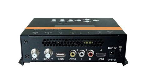 how to upgrade dvb t dvb t mpeg 4 avc h 264 sd hd encoder modulator with usb